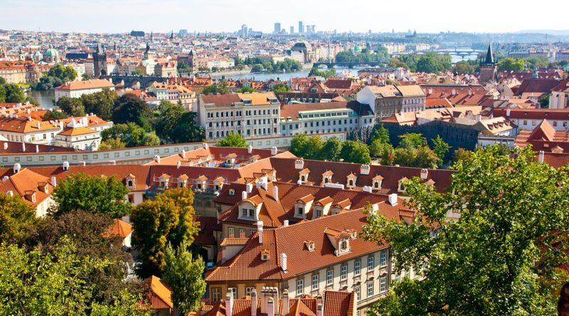 Reality v Praze