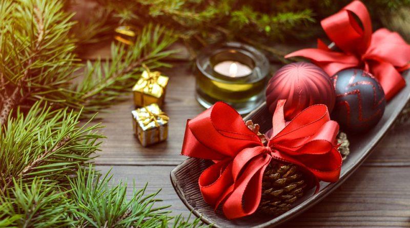 Vánoční domácnost