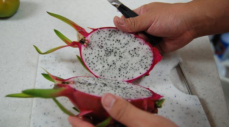 Exotické ovoce v zimě